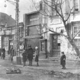 Краснодар освобождённый. На улице Красной 12 февраля 1943 год