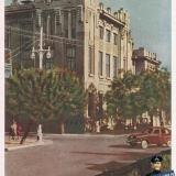 Краснодар. Дом Советской Армии, 1957 год