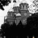 Краснодар. Екатерининский собор , 1978 год.