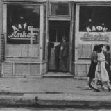 Краснодар. Кафе Якорь, август 1942 год.
