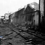 Краснодар. На путях станции Краснодар 1, осень 1942 года.