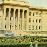 Краснодар. Памятник В.И. Ленину перед зданием Крайкома КПСС
