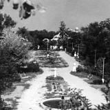 Краснодар. Парк им. М. Горькго, 1949 год