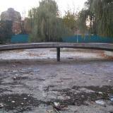 Краснодар. Сквер на площади Труда.