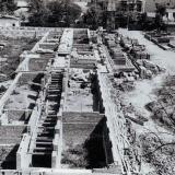 Краснодар. Строительство Дома Советов. 1957 год.