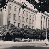 Краснодар. Угол улиц Мира и Седина, вид на северо-восток, 1963 год