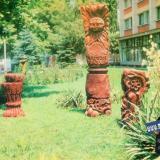 """Краснодар. Уголок возле гостиницы """"Кавказ"""""""