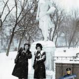 Краснодар. Улица Сталина, 50-е годы.
