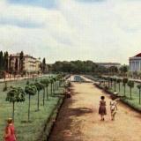 Краснодар. Улица Красная, 1965 год