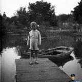 Краснодар. В Городском саду, 8 июня 1940 года.