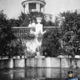 Краснодар. В парке Горького, 17 августа 1938 года.