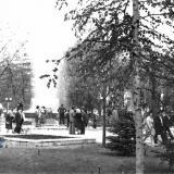 Краснодар. В Первомайском сквере