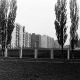 Краснодар. Вид на посёлок Гидростроителей, 1978 год. Фото №3