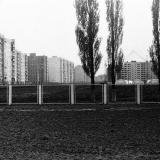 Краснодар. Вид на посёлок Гидростроителей, 1978 год. Фото №4