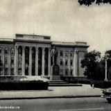 Краснодар. Здание крайкома КПСС