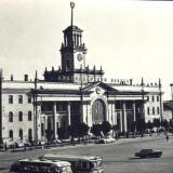 Краснодар. Железнодорожный вокзал
