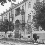 Краснодар. Улица Советская, жилой дом № 44. 1951 год
