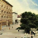 Крснодар. Центральная гостиница, 1965