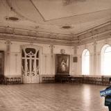 Екатеринодар. Кубанский мариинский женский институт. 25.10.1913 год. Вид части актового зала института