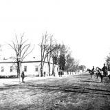 Екатеринодар. Квартира Наказного атамана, 1888 год