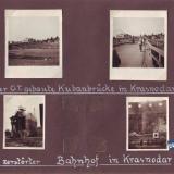 """Лист из альбома """"немецкого солдата""""."""