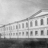 Екатеринодар. Мариинское женское училище, 1902 год.