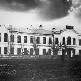 Седина улица - от Мира до Орджоникидзе