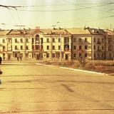 1957 год. 7 ноября. Демонстрация