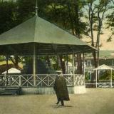 Екатеринодар. Площадка для детских игр в городском саду, до 1917 года