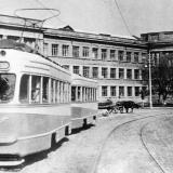 1951 год. Весна в Краснодаре.