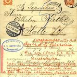 Провизор Н.Б. Блитштейн, Екатеринодар, 1908 год