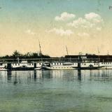 Екатеринодар. Река Кубань