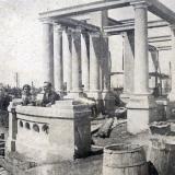 Краснодар. Ротонда в городском парке им М. Горького, май 1936 года.