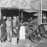 Краснодар. Сенной (Колхозный) рынок, 1948 год