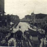 Красная улица - перекресток с Чапаева
