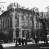 Краснодар. Угол улиц Красноармейской и Ленина, 1960 год, вид на восток