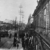 Красная улица - перекресток с Горького