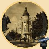 Краснодар. Угол улиц Красной и Ворошилова