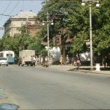 Краснодар. Угол улиц Мира и Коммунаров, 1964 год