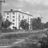 Котовского улица - перекрёсток  с Северной