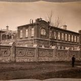 Екатеринодар. Вид здания общины с юго-восточной стороны, 1915 год.