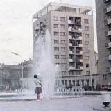 Краснодар. Фонтан рядом с театром Оперетты, 1970 год