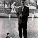 Краснодар. В Горпарке, 1959 год