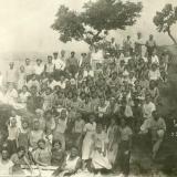 Геленджик. У Лермонтовской горки, 1938 год.