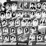 Краснодар. Выпускники школы №18. 8г класс. 1977 года.