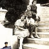 1939 год. Прогулка по парку им. М. Горького