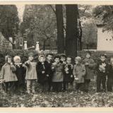 Краснодар. Детский сад № 49 на прогулке в городском парке им. Горького