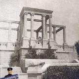 Краснодар. Горпарк. Колоннада, 1939 год.