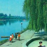 Карасунская набережная - от Садовой до Казачьей