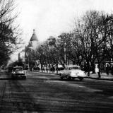 Краснодар. Улица Красная, 1966 год.